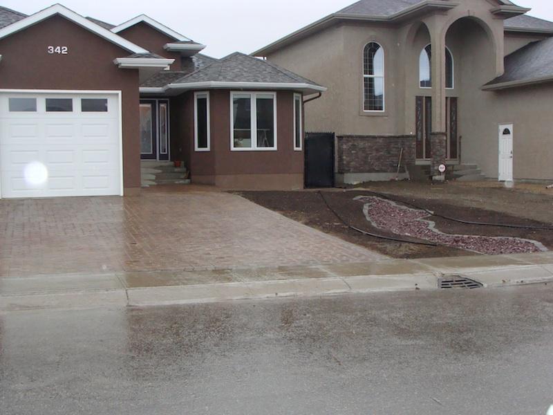 driveway done 2